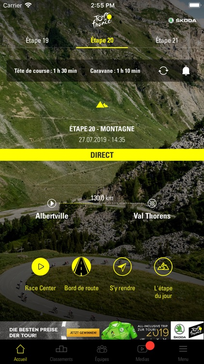 TOUR DE FRANCE 2020 screenshot-1