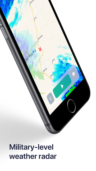 WeatherKit - Weather Forecasts Screenshot