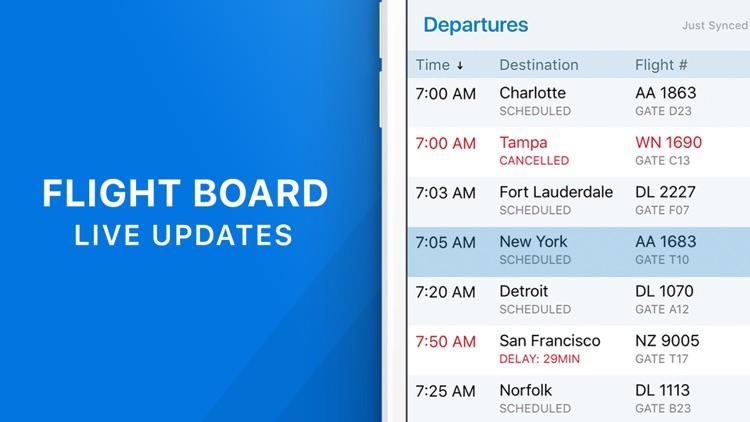 The Flight Tracker Pro screenshot-4