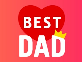This is the ultimate sticker pack to celebrate & wish your beloved Dad with beautiful stickers