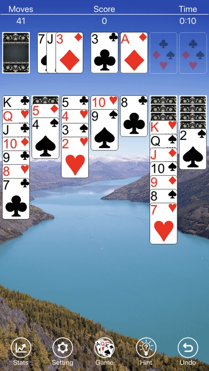 Classic Solitaire (Klondike) screenshot-1