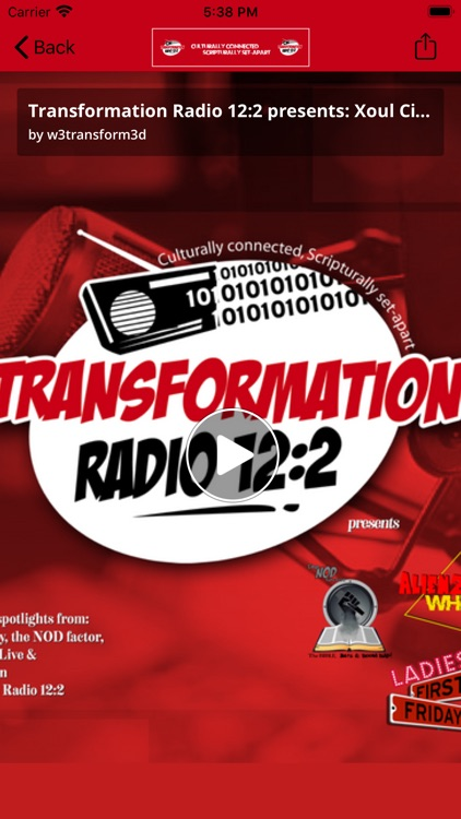 Transformation Radio screenshot-3