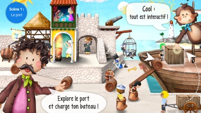 Screenshot #2 pour Mini Pirates