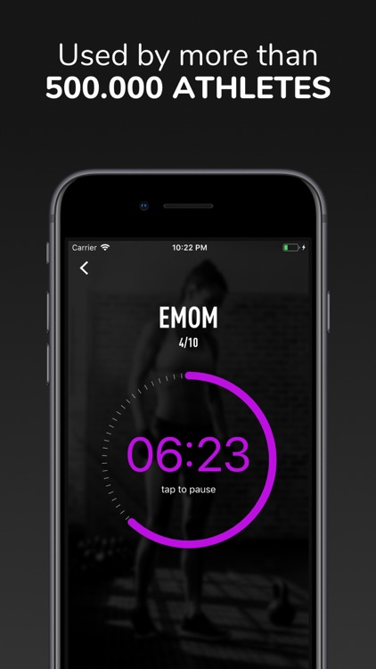 SmartWOD Timer - WOD Timer