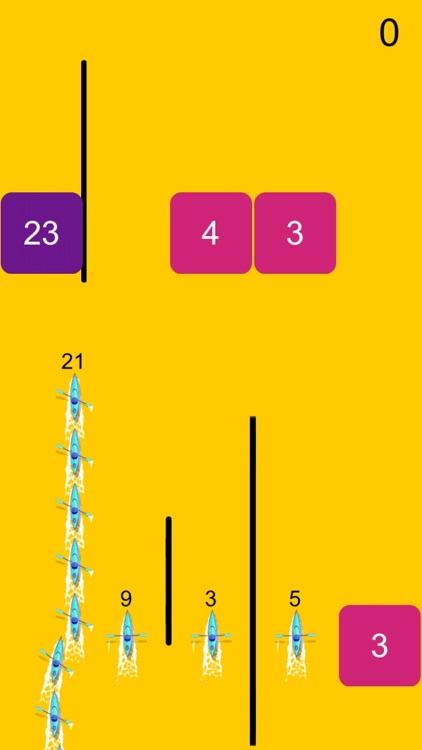 Crazy Snake vs Blocks Wall screenshot-3