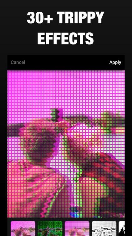 3D Photo Effect- Glitch Editor screenshot-3