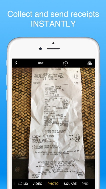 Recurring Invoices Invoice app screenshot-7
