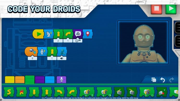 LEGO® BOOST Star Wars™ screenshot-4