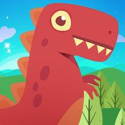 恐龙拼图:儿童游戏-挖掘侏罗纪
