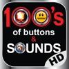 100ボタンの数百人と音着メロ究極のHD - iPhoneアプリ