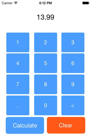 Devalluator Calculation Tool - náhled