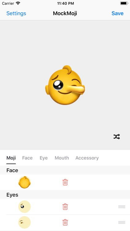 Make your own emoji sticker screenshot-6