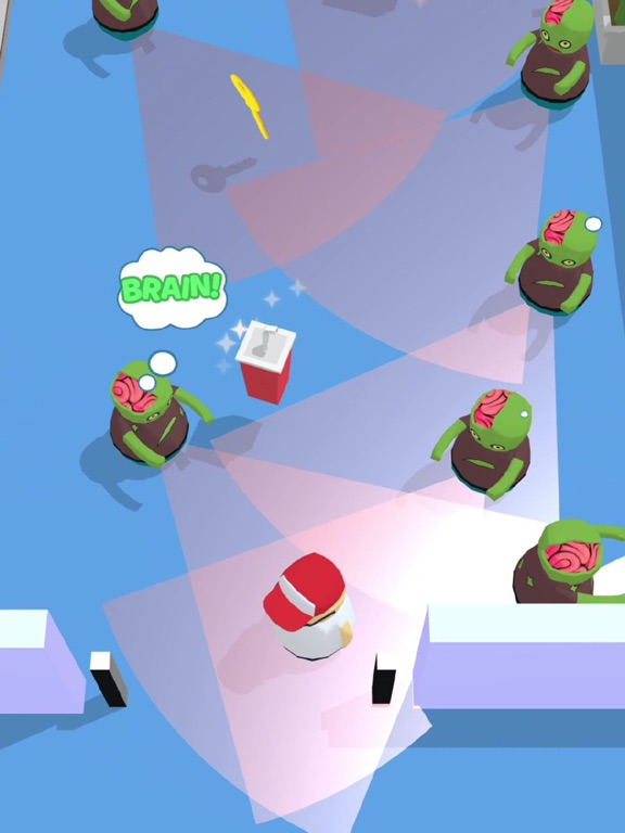 Zombie Escape 3D screenshot 10