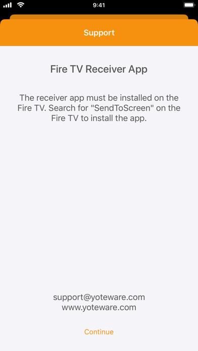 SendToScreen for Fire TV screenshot 4