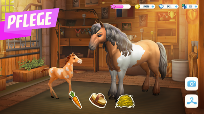 Herunterladen Horse Haven World Adventures für Android