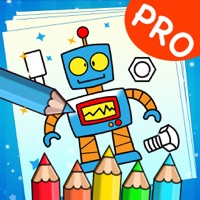 Robot Drawing Book PRO