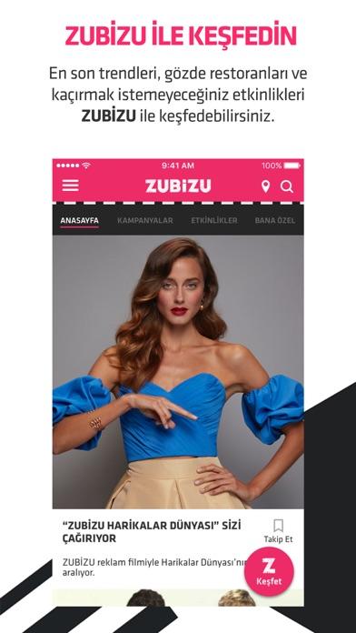 ZUBİZU – Markalarda Avantajlar screenshot one