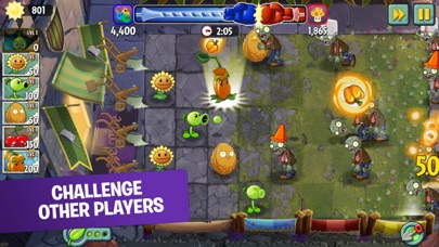 Screenshot from Plants vs. Zombies™ 2