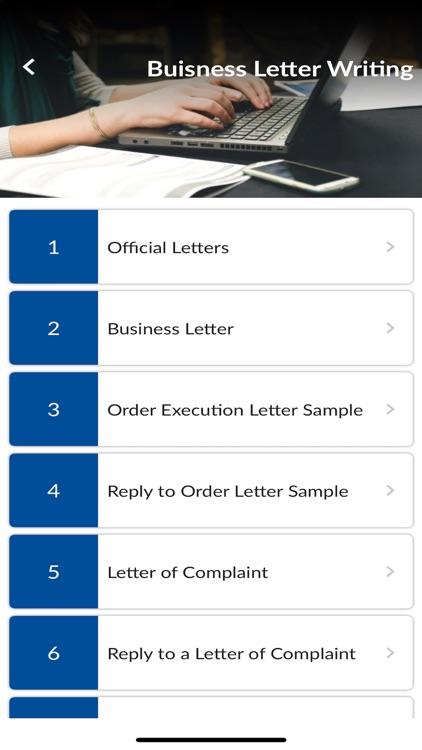 English Letter Writing Guide screenshot-3