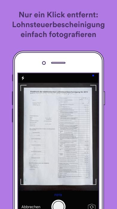 Screenshot for Taxfix - Die Steuer-App in Venezuela App Store