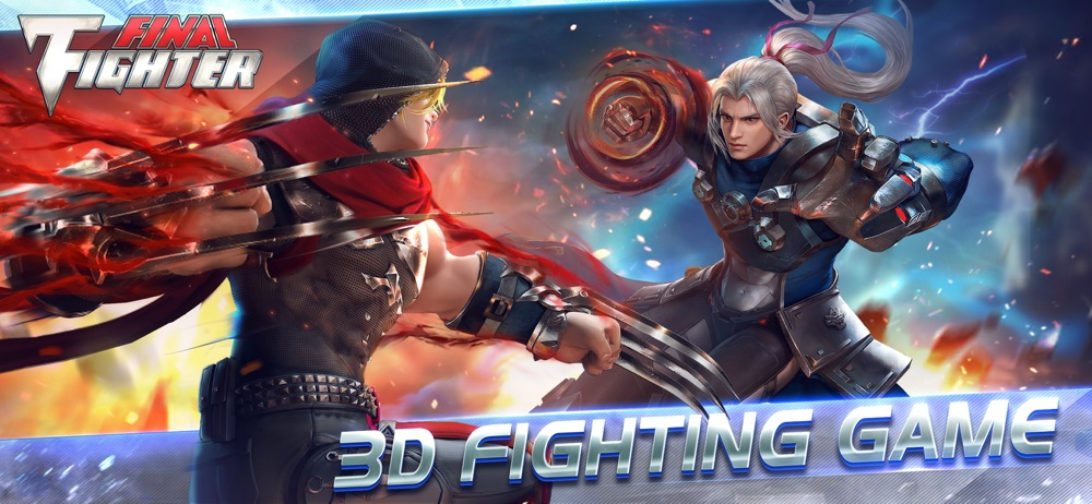 Final Fighter 3D Cheat Codes