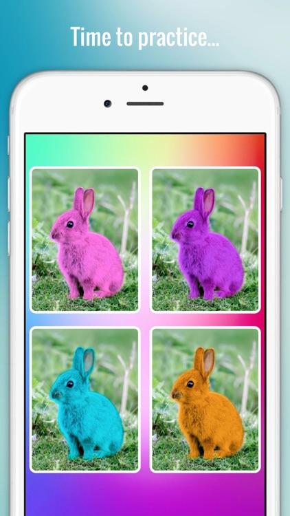 Color Zoo Lite screenshot-4