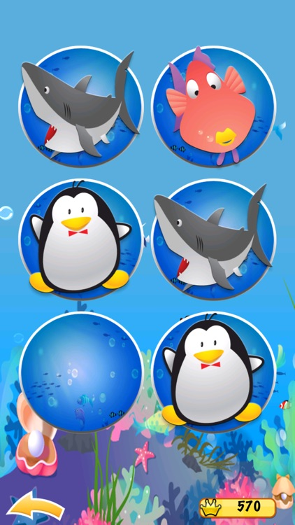 Penguin Pairs for Kids