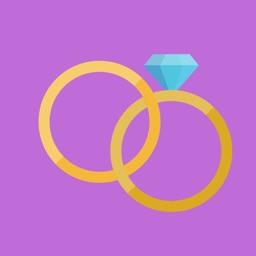 Wedding Countdown 3-2-1