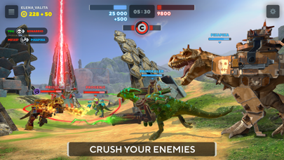 Dino Squad: Online Action screenshot 2