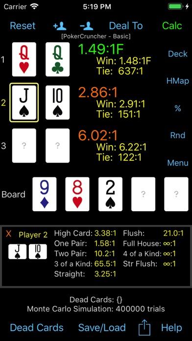 PokerCruncher - Basic... screenshot1