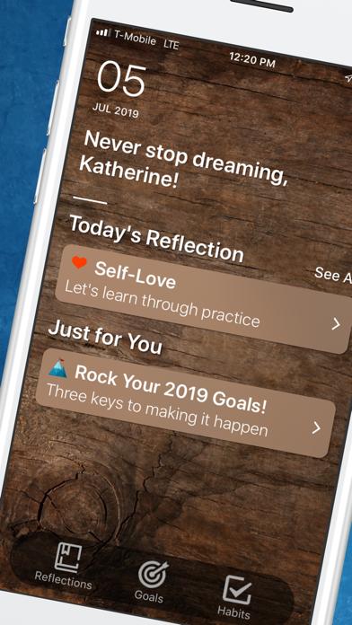 Being Me: Journal/Goals/Habits