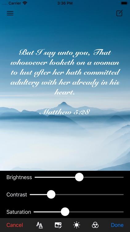 Bible Verse - Daily Bread screenshot-3