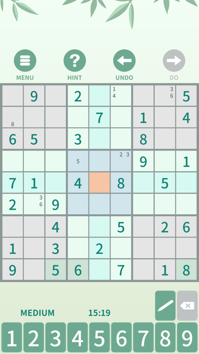 Sudoku by Forsbit på PC