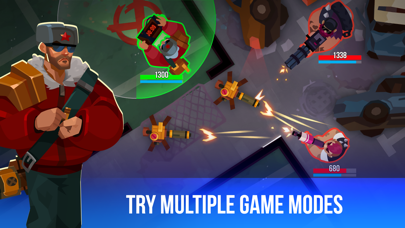 Bullet Echo screenshot 4