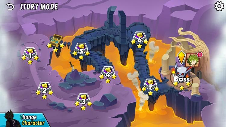 Stick Shadow Fighter screenshot-6