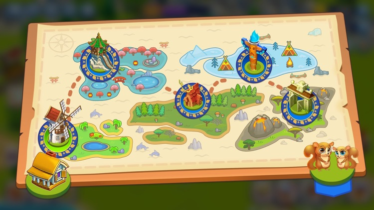 Golden Farm: Fun Farming Game