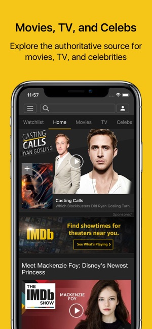 IMDb: Movies & TV Shows on the App Store