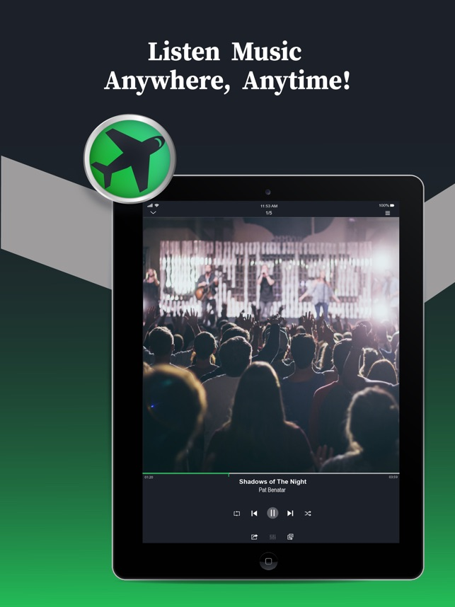 Offline Music Player on the App Store
