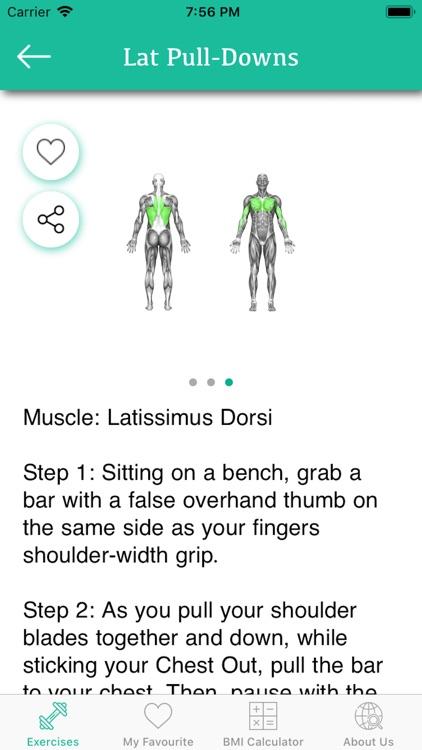 Hi-Fitness-Exercises screenshot-4