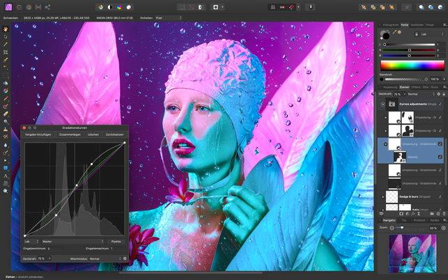‎Affinity Photo Screenshot