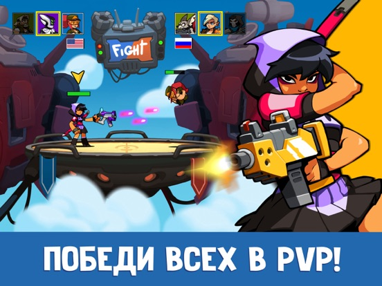 Игра Bombastic Brothers – Run & Gun