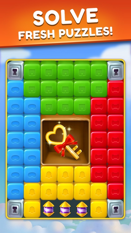 Toy Tap Fever - Puzzle Game