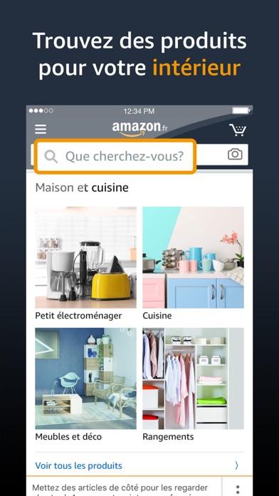 Amazon FR sur pc
