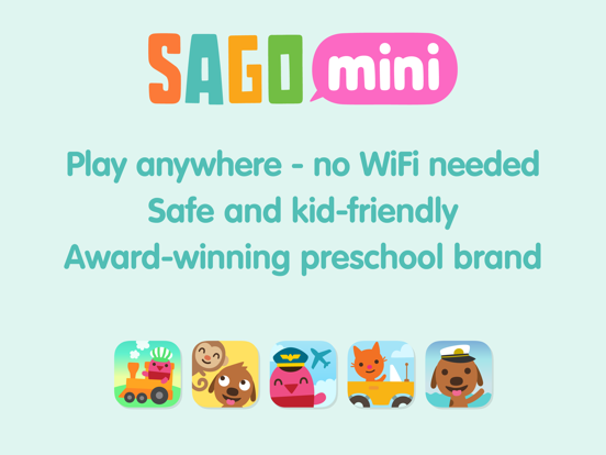 Sago Mini Vacation screenshot 14