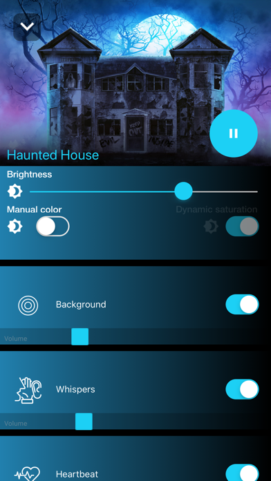 Hue Haunted House screenshot four