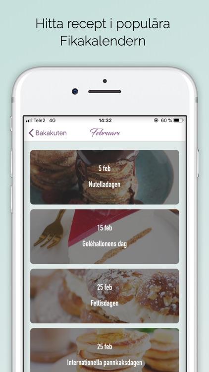 Bake in a hurry- Camilla Hamid screenshot-9