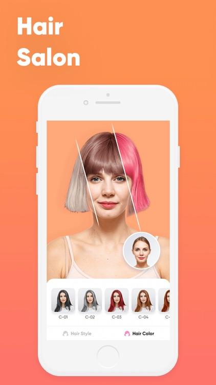 MagicCam:Cartoon&Hair Salon