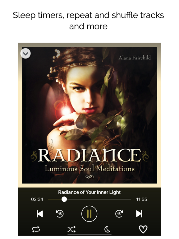 Radiance Meditations screenshot 8