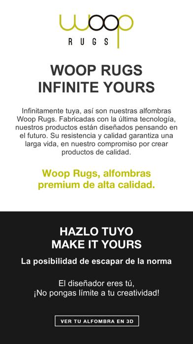 Woop Rugs AR Home