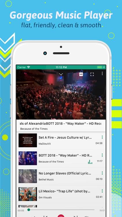 Lark Player -- YT Music Player screenshot-4